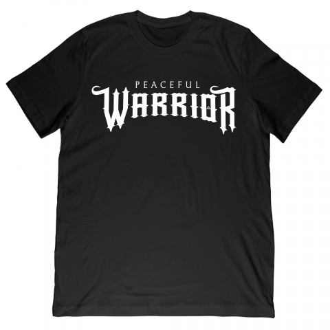 Peaceful Warrior Tee