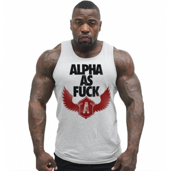 Alpha As Fuck - Tank