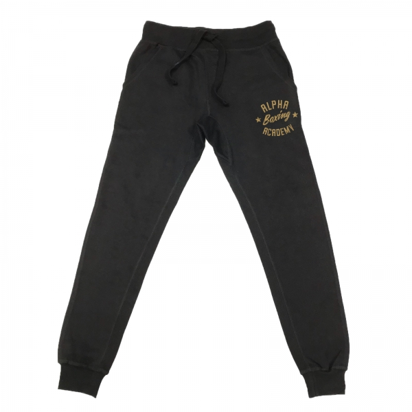Alpha Boxing Jogger - Black