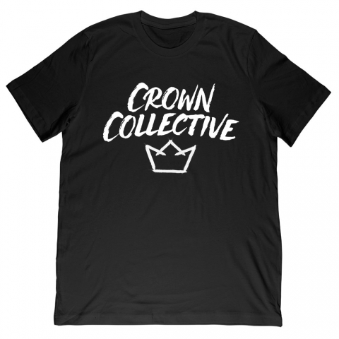 Crown Collective Tee - Black